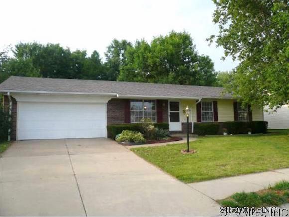 Rental Homes for Rent, ListingId:37284255, location: 508 DARTMOUTH Drive O Fallon 62269