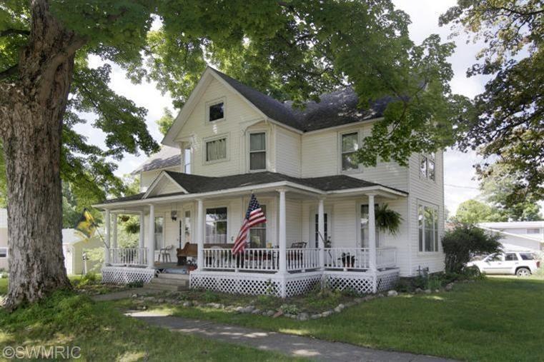 Real Estate for Sale, ListingId: 32127798, Burr Oak,MI49030