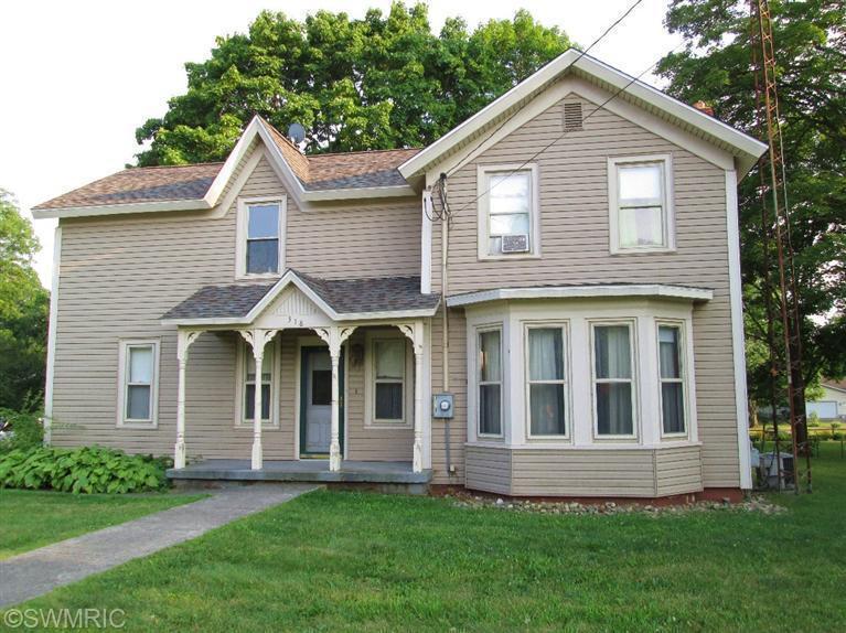 Real Estate for Sale, ListingId: 32127394, Mendon,MI49072