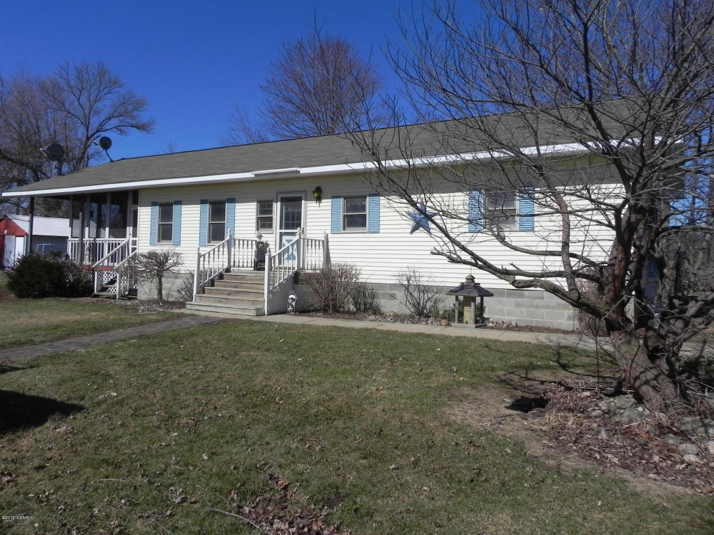 Real Estate for Sale, ListingId: 32558256, Mendon,MI49072