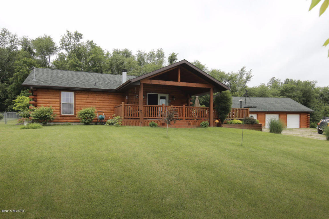 12629 Bliss Rd, Marcellus, MI 49067