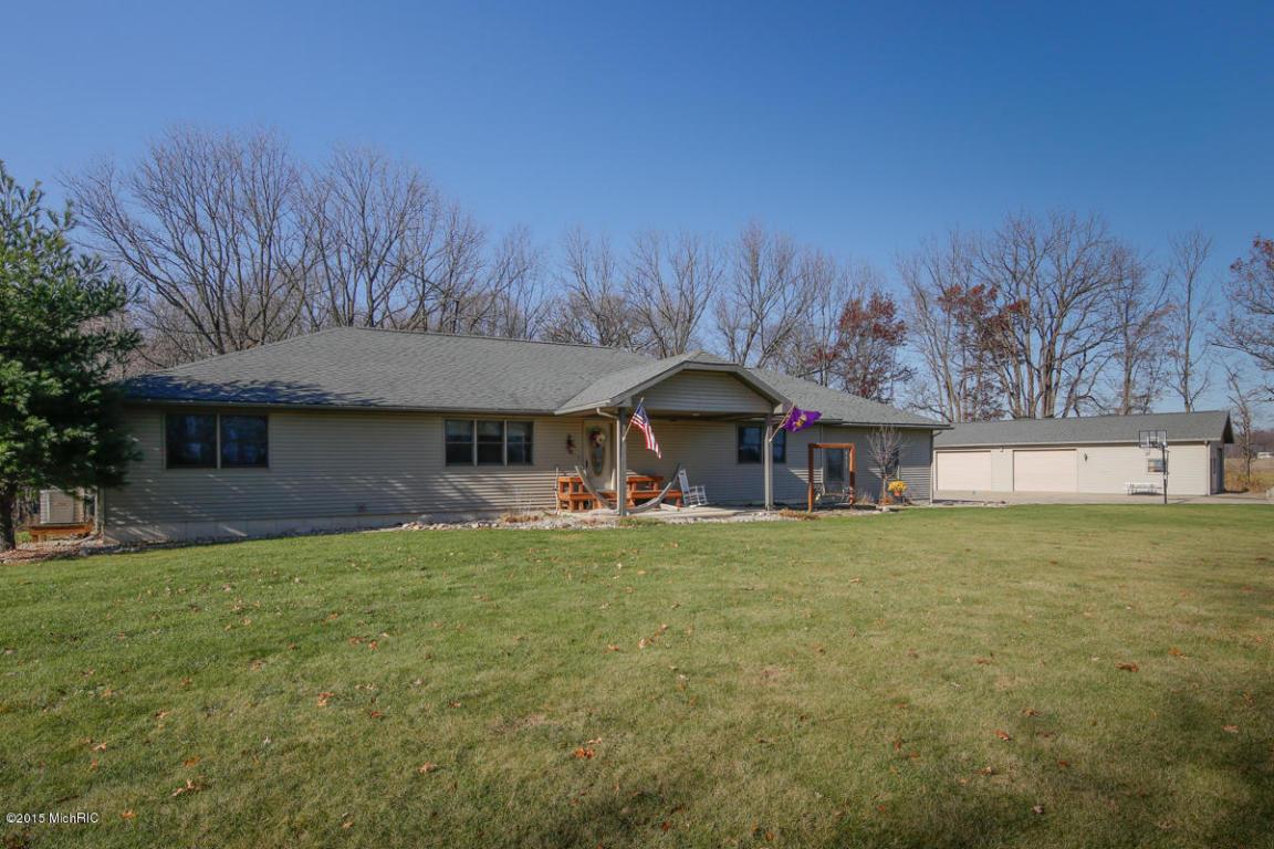 Real Estate for Sale, ListingId: 36162717, Burr Oak,MI49030