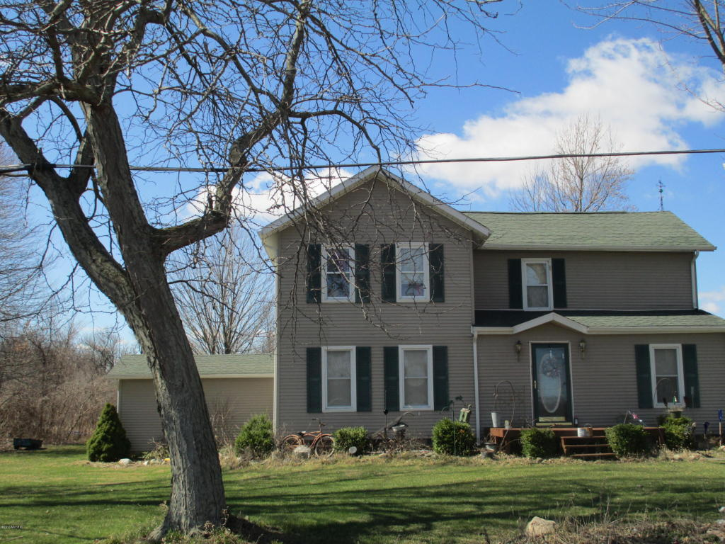 Real Estate for Sale, ListingId: 37220731, Burr Oak,MI49030