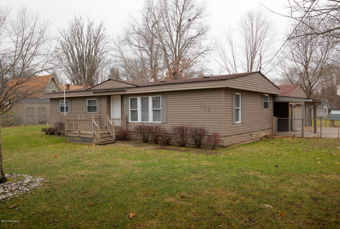 Photo of 322 N Forest  Colon  MI