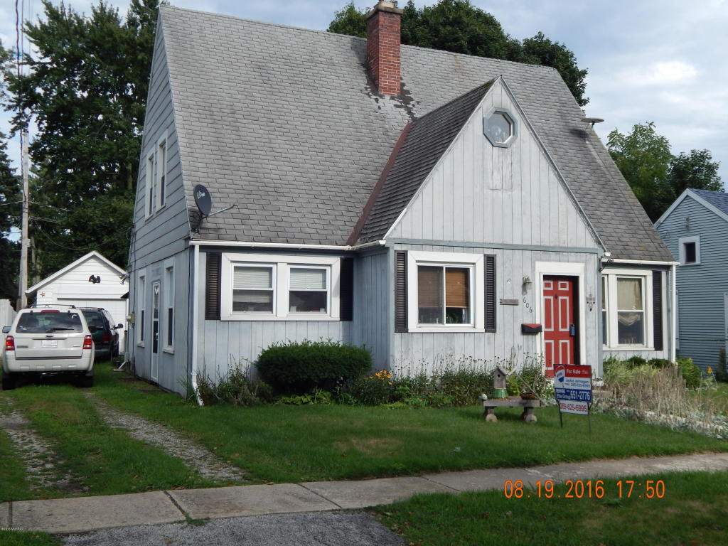 Photo of 606 Laurel Street  Sturgis  MI