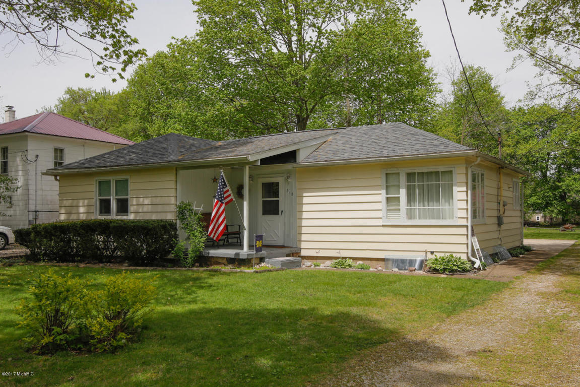 Photo of 318 Henry Street  Burr Oak  MI