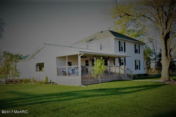 Photo of 63880 Needham Road  Burr Oak  MI