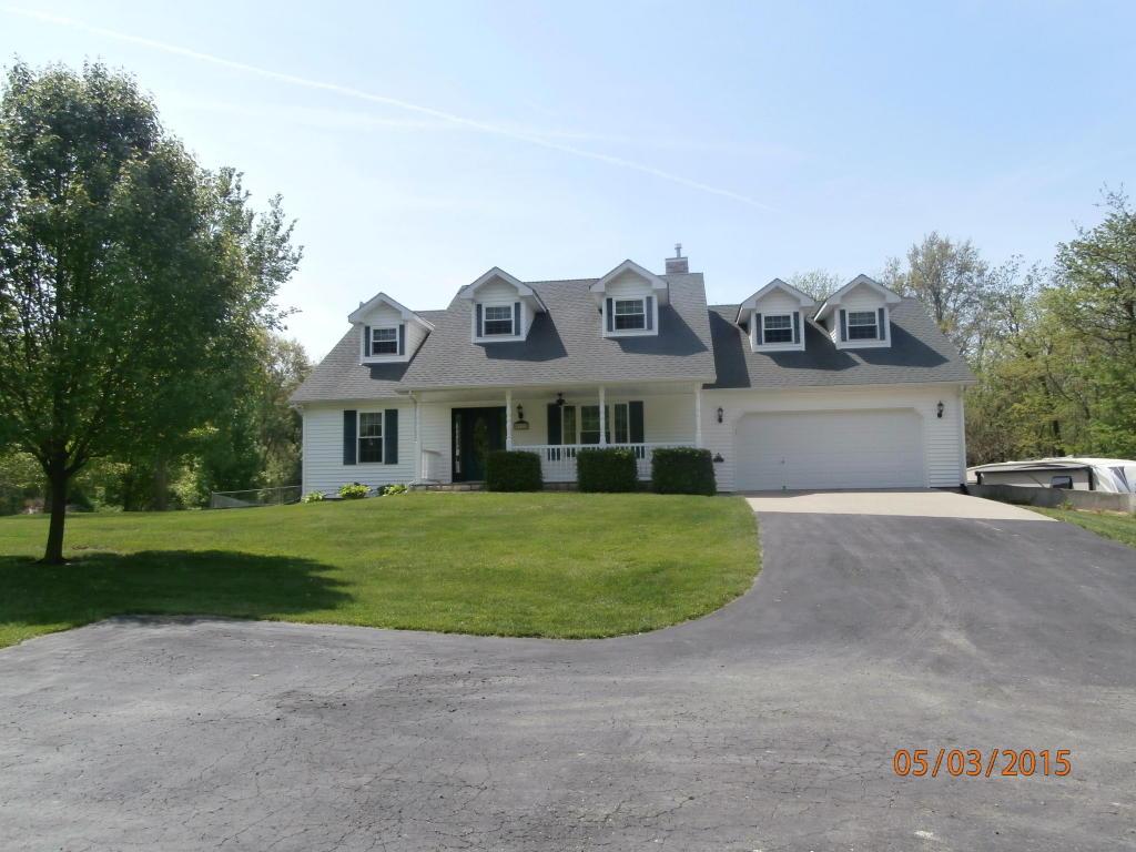 5 acres by Trimble, Missouri for sale