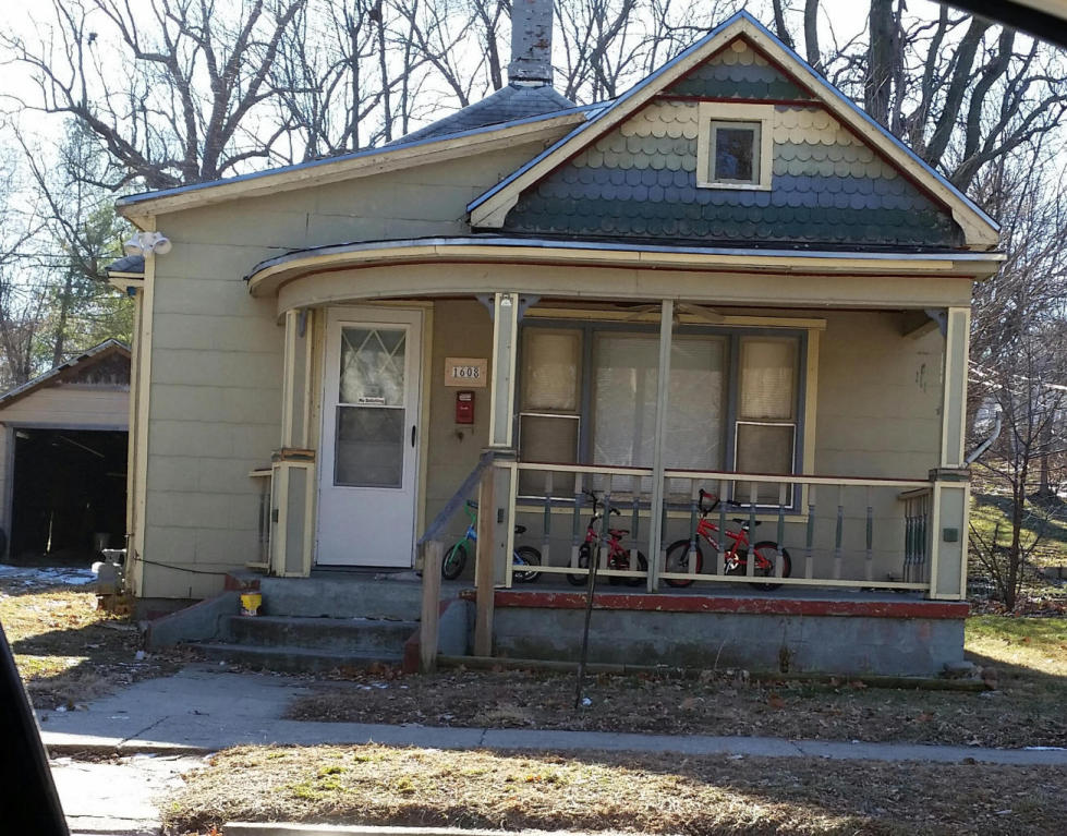 Photo of 1608  Holman St  St Joseph  MO