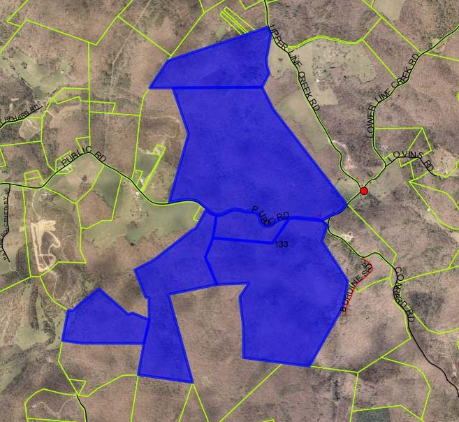 Image of Acreage for Sale near Somerset, Kentucky, in Pulaski county: 413.00 acres