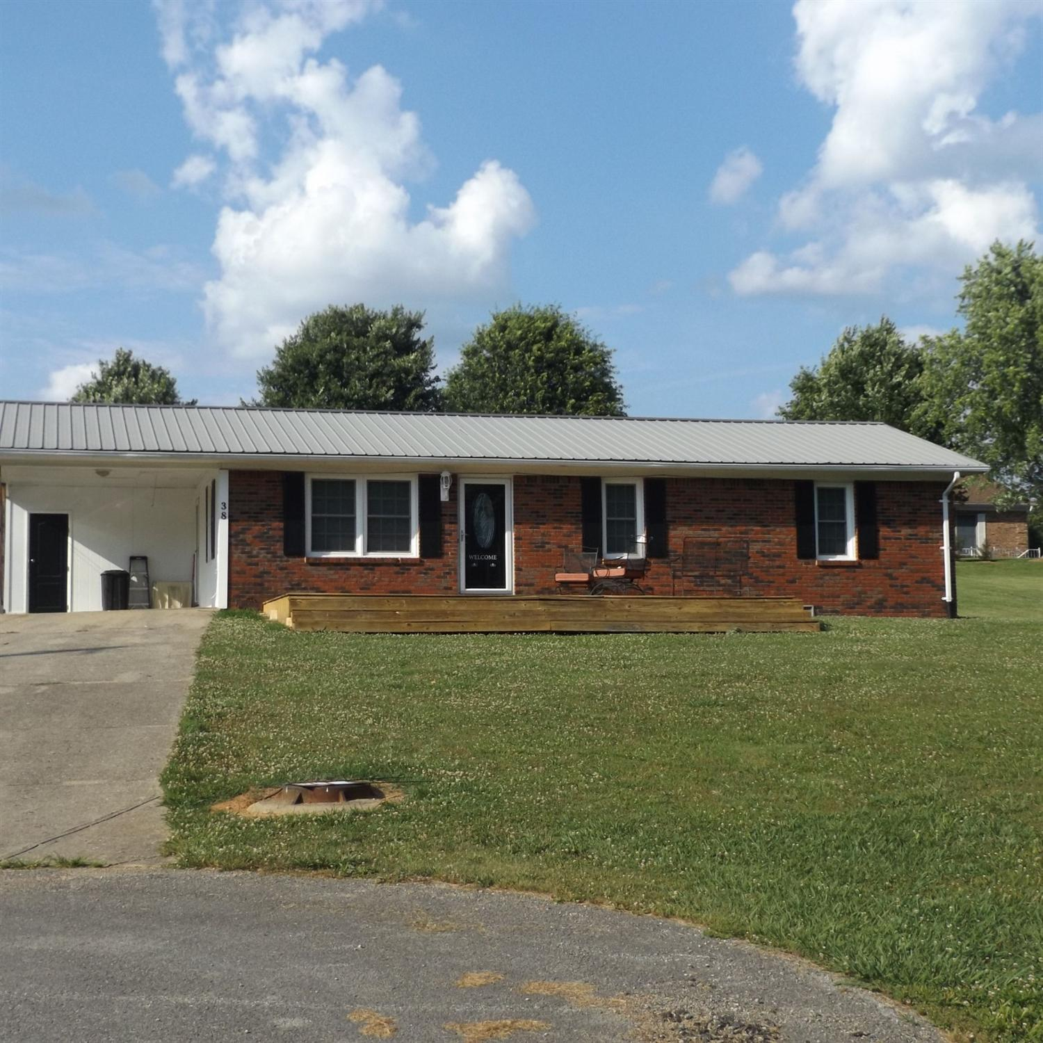 Photo of 38 daffodil Street  Monticello  KY