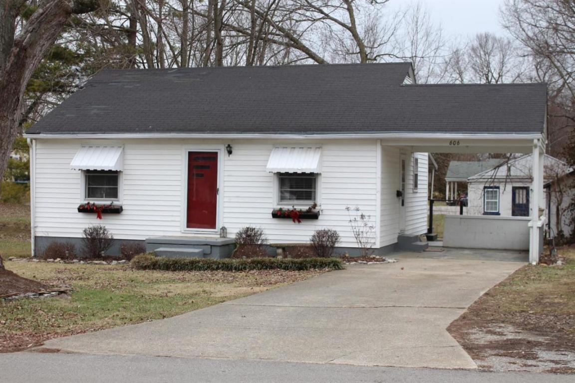 Photo of 606 Miller Street  Stanford  KY