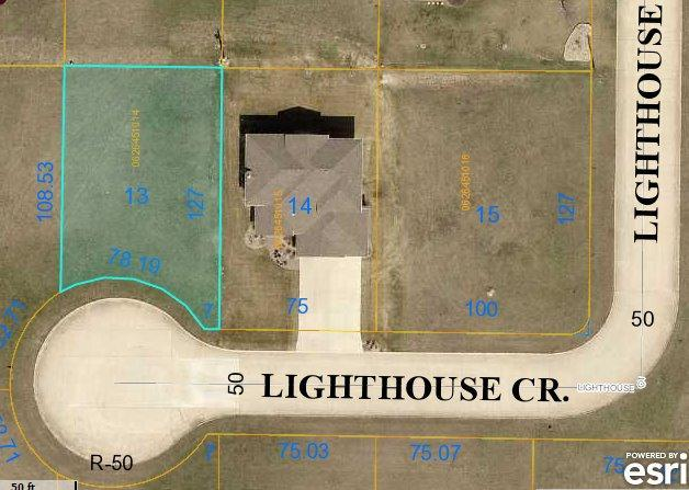 Lighthouse Ct, Wahpeton, IA 51351