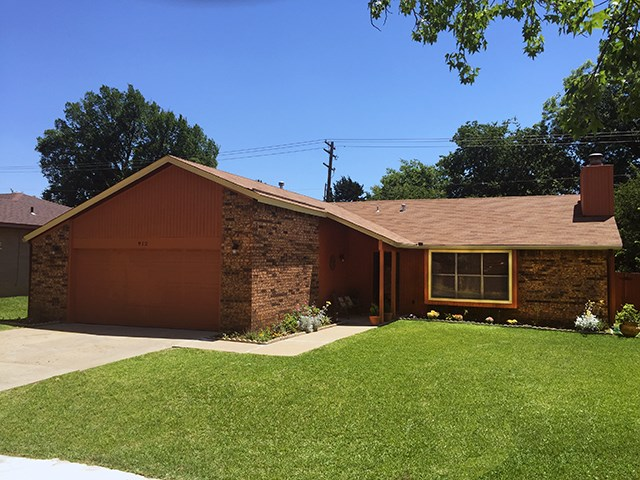 912 Sioux St NW, Ardmore, OK 73401