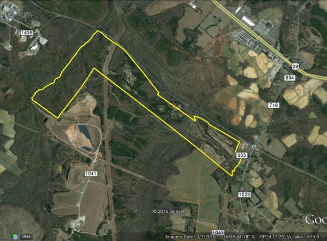 Image of  for Sale near Dry Fork, Virginia, in Pittsylvania County: 196.8 acres
