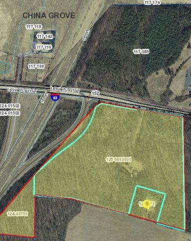 47.61 acres China Grove, NC