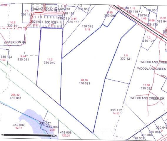 39.5 acres Salisbury, NC