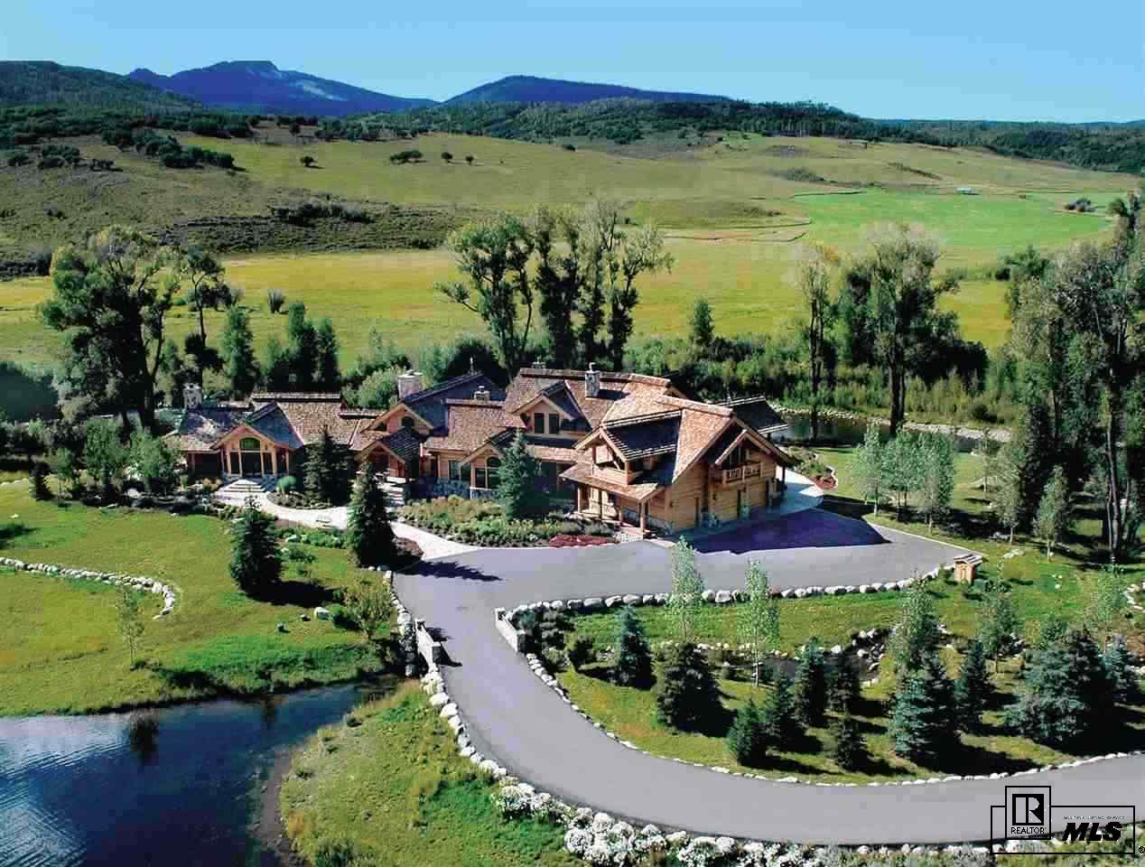 Image of  for Sale near Steamboat Springs, Colorado, in Routt County: 140.2 acres