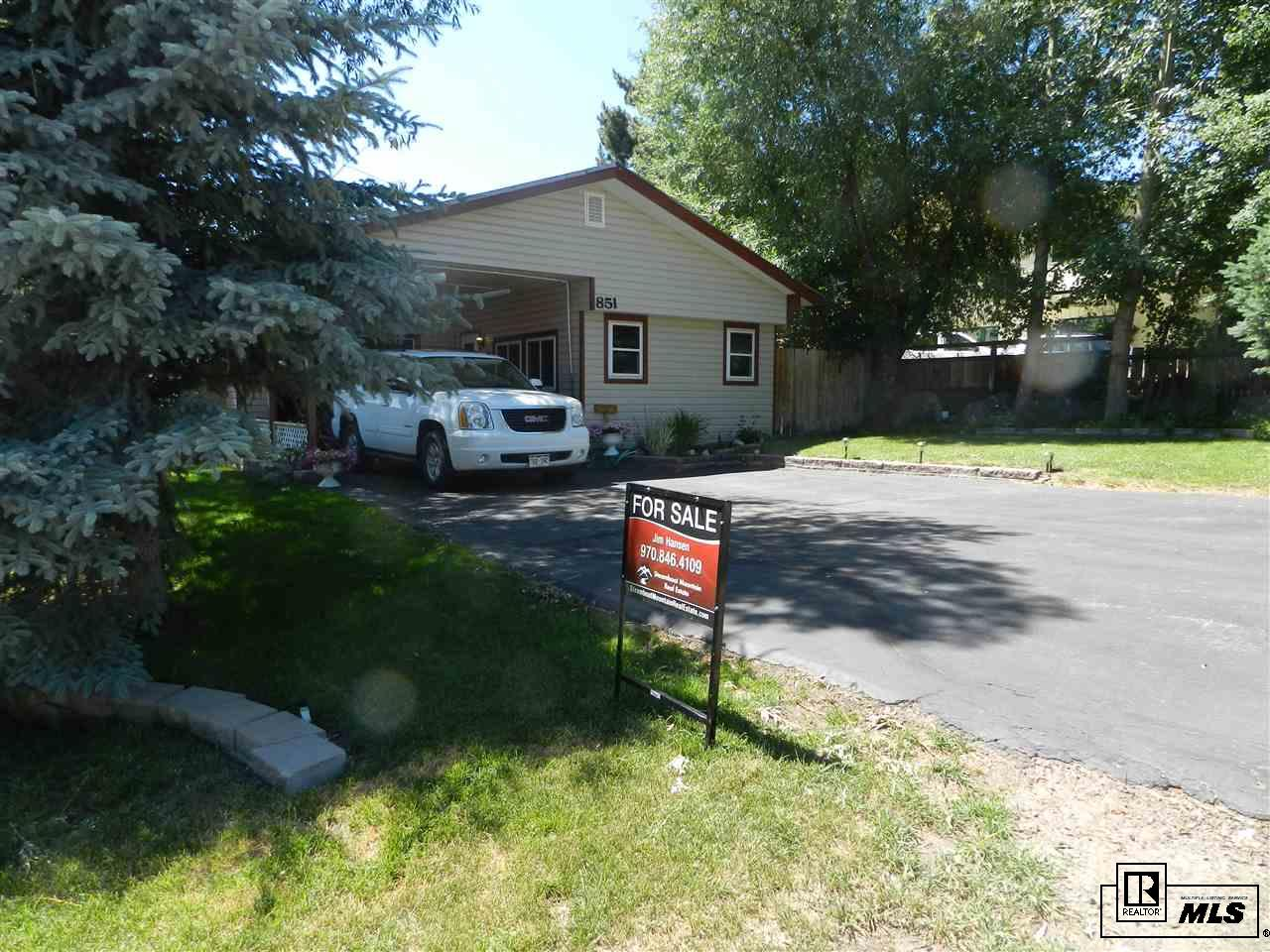 851 Broad St, Steamboat Springs, CO 80487