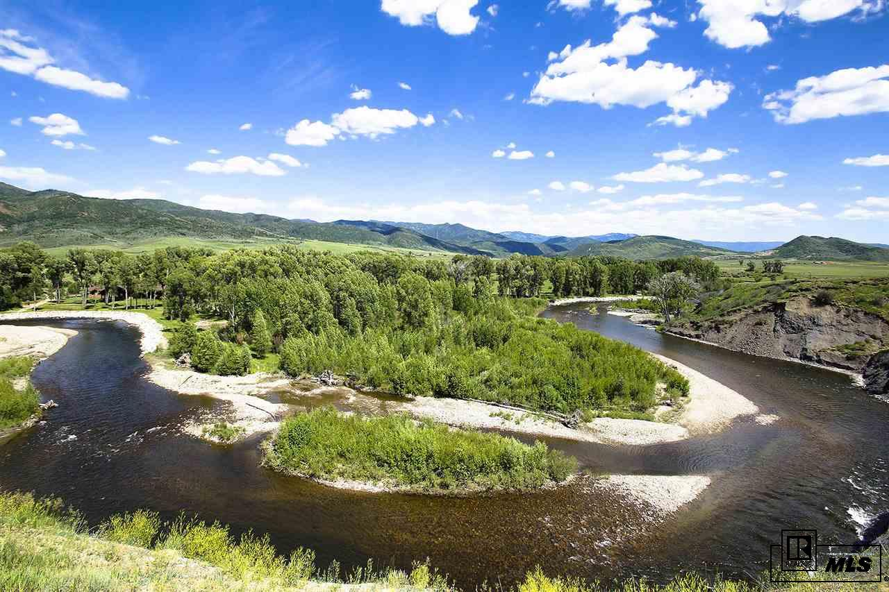 colorado waterfront property in steamboat springs walden clark oak creek steamboat lake n
