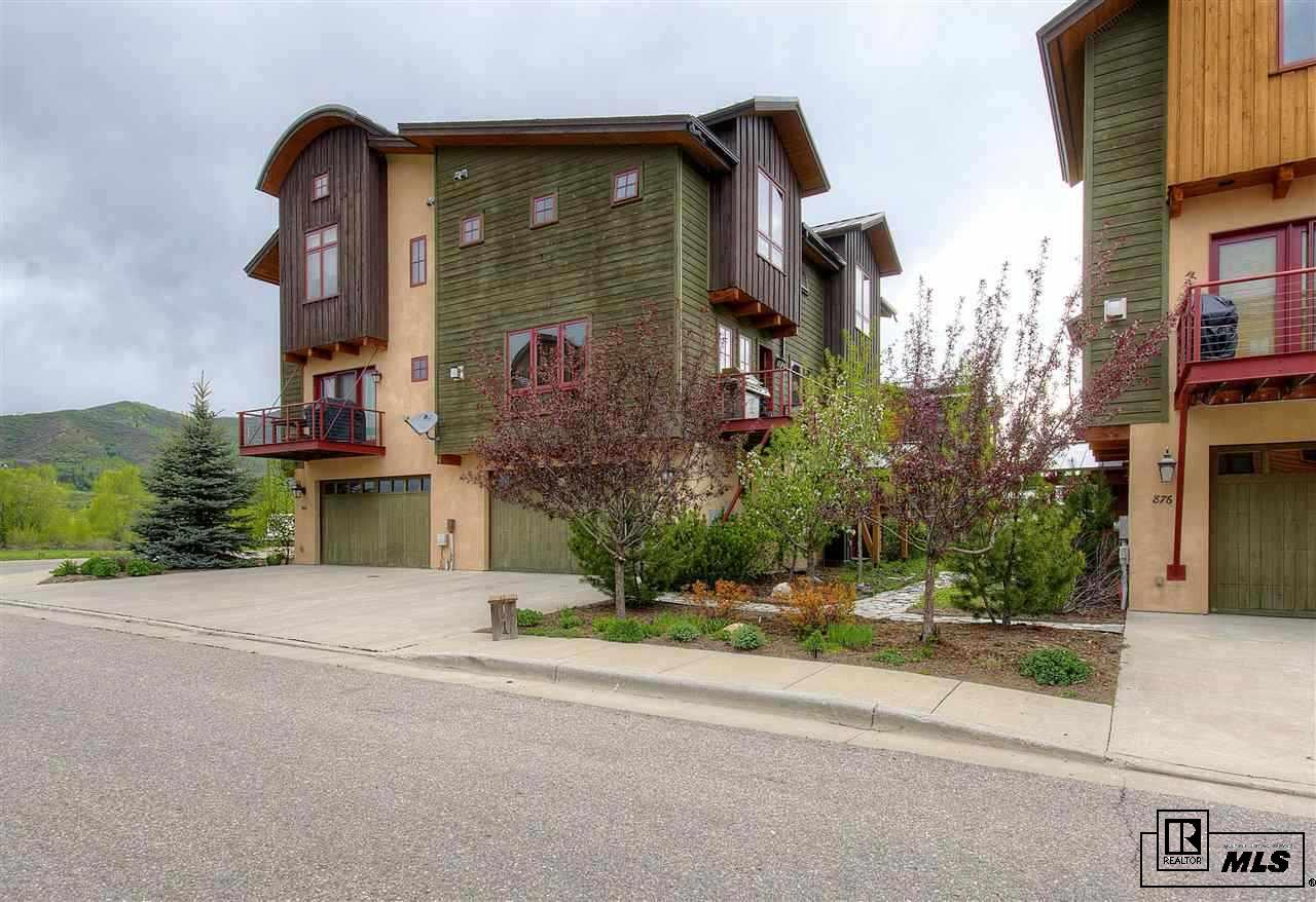 Photo of 868 Majestic Circle 13  Steamboat Springs  CO