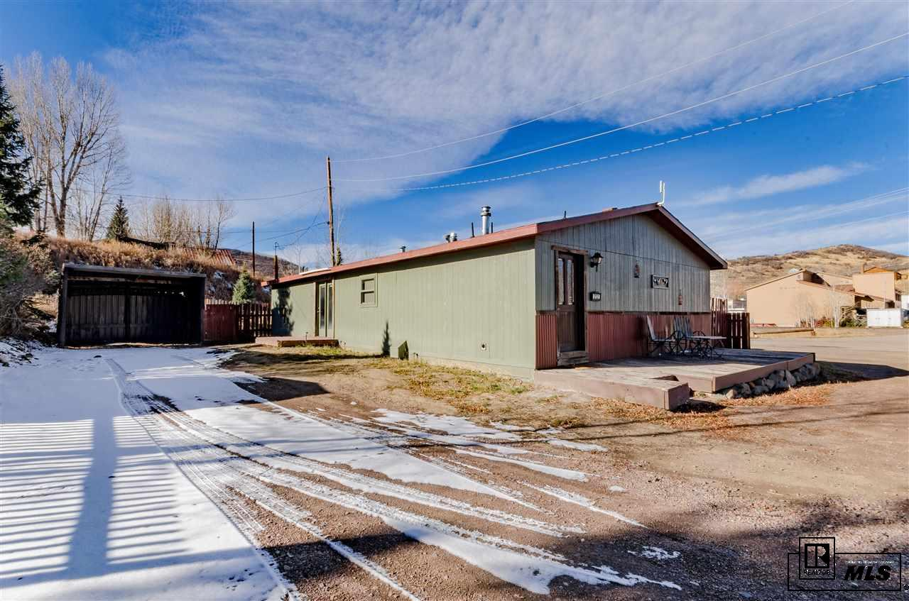 Photo of 212 Moffat Ave  Oak Creek  CO