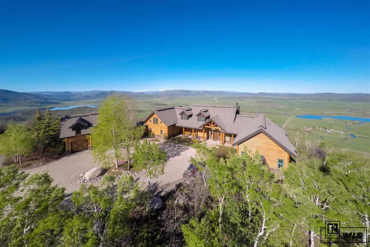 Image of  for Sale near Steamboat Springs, Colorado, in Routt County: 70.01 acres