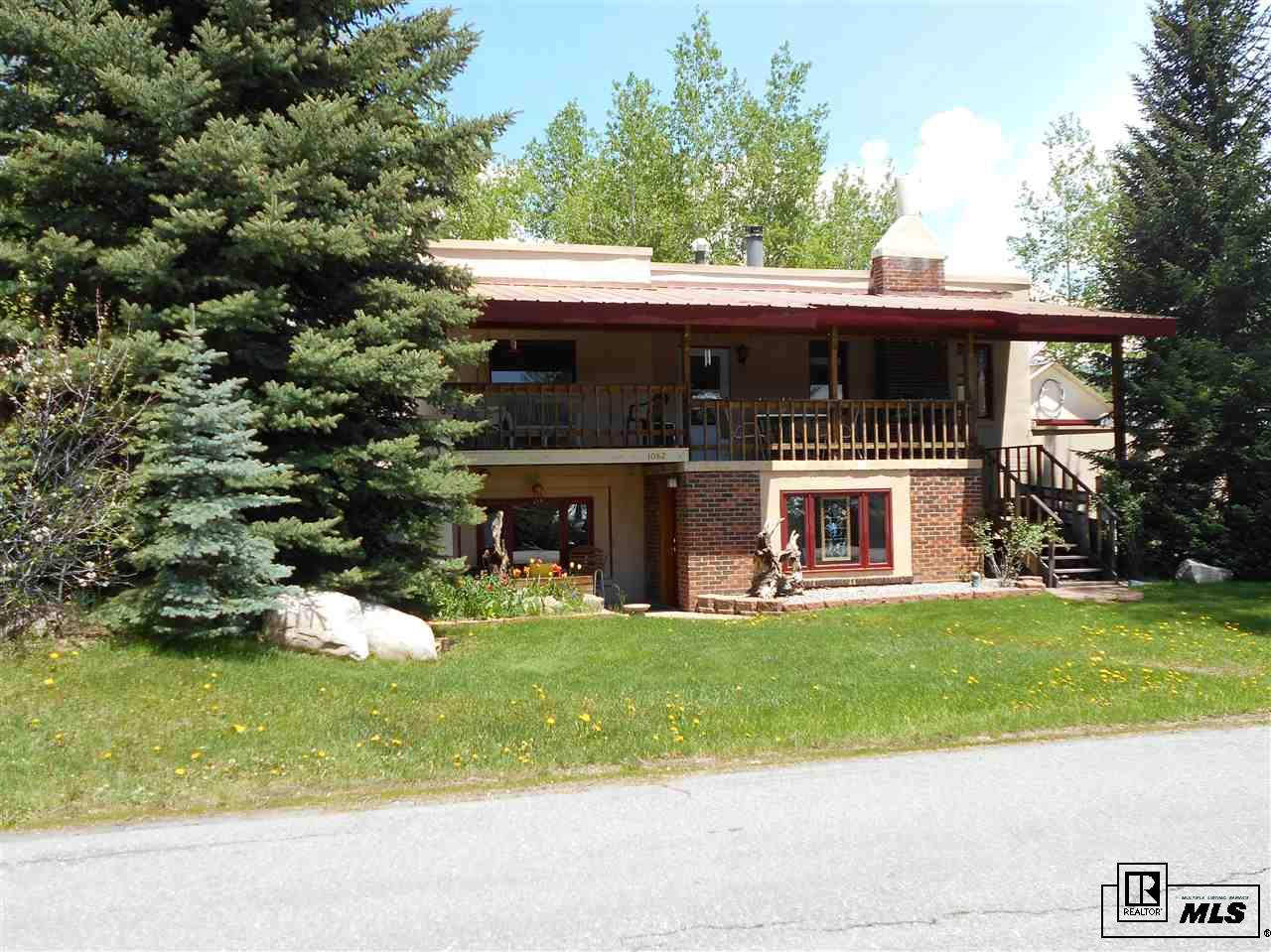 Photo of 1082 The Boulevard  Steamboat Springs  CO
