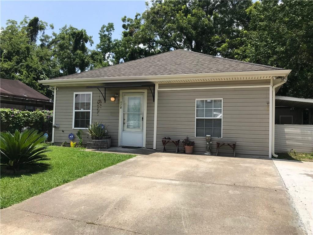124 V E Washington Street, Lake Charles, Louisiana