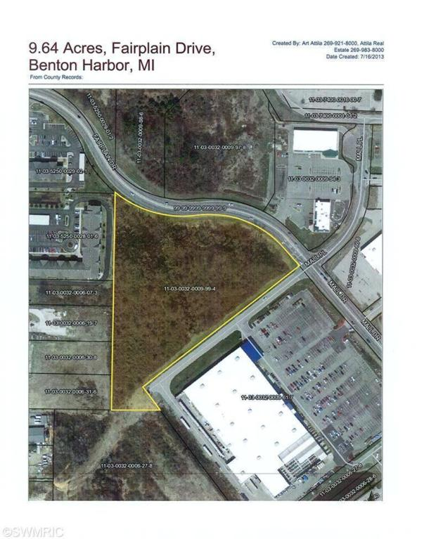 Fairplain Dr, Benton Harbor, MI 49022