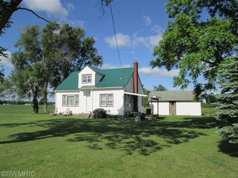 Real Estate for Sale, ListingId: 27241070, Burr Oak,MI49030