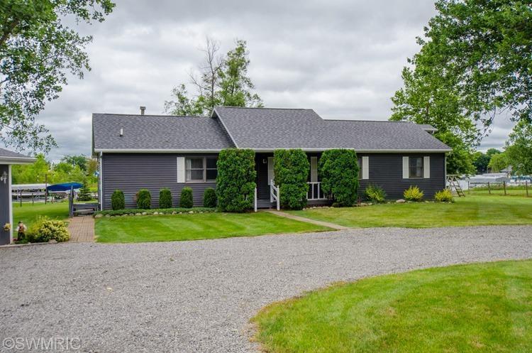 Real Estate for Sale, ListingId: 27325501, Cassopolis,MI49031