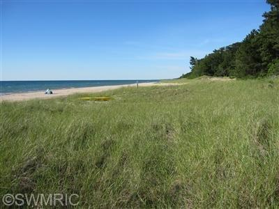 0.57 acres by Coloma, Michigan for sale