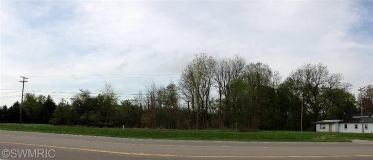 4.22 acres by Berrien Springs, Michigan for sale