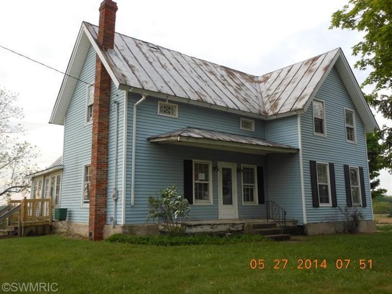 Real Estate for Sale, ListingId: 28297895, Reading,MI49274