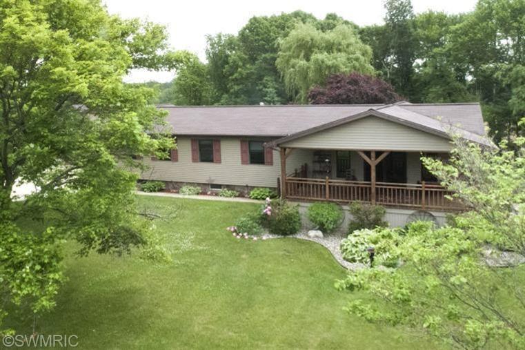 Real Estate for Sale, ListingId: 28471740, Burlington,MI49029