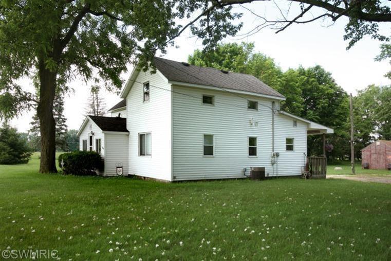 Real Estate for Sale, ListingId: 28542696, Burr Oak,MI49030