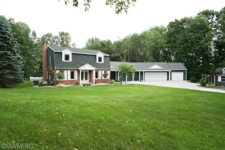 7.5 acres Hickory Corners, MI