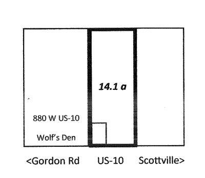 840 Us-31, Scottville, MI 49454