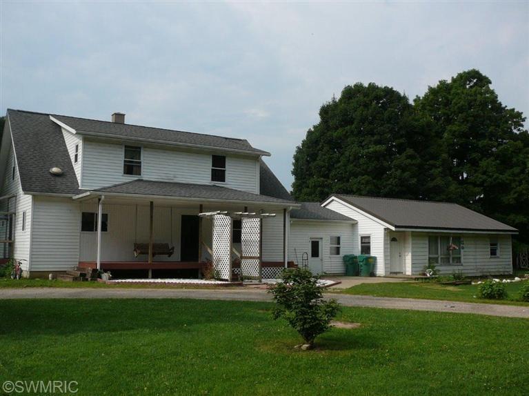 Real Estate for Sale, ListingId: 28920157, Mendon,MI49072