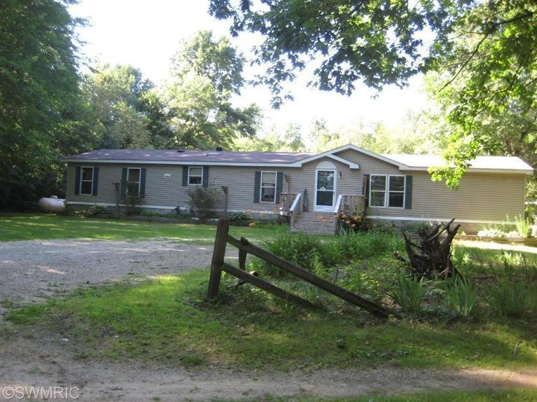 Real Estate for Sale, ListingId: 29026985, Trufant,MI49347