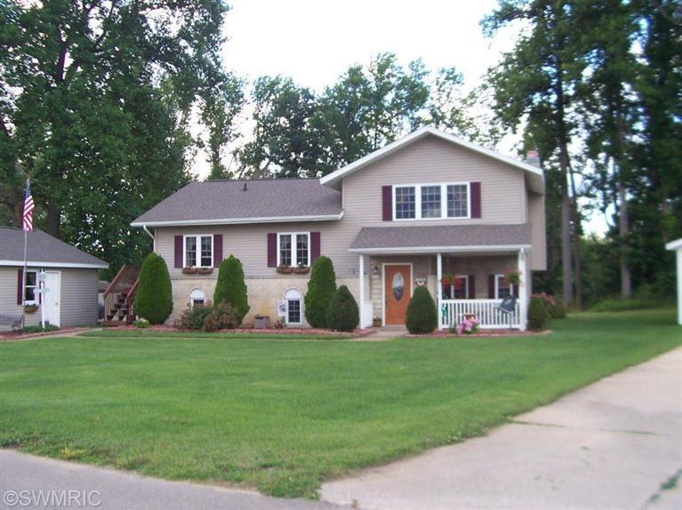 Real Estate for Sale, ListingId: 29068110, Marcellus,MI49067