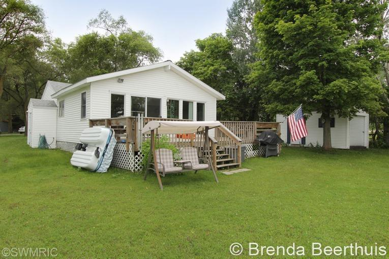 Real Estate for Sale, ListingId: 29314242, Trufant,MI49347