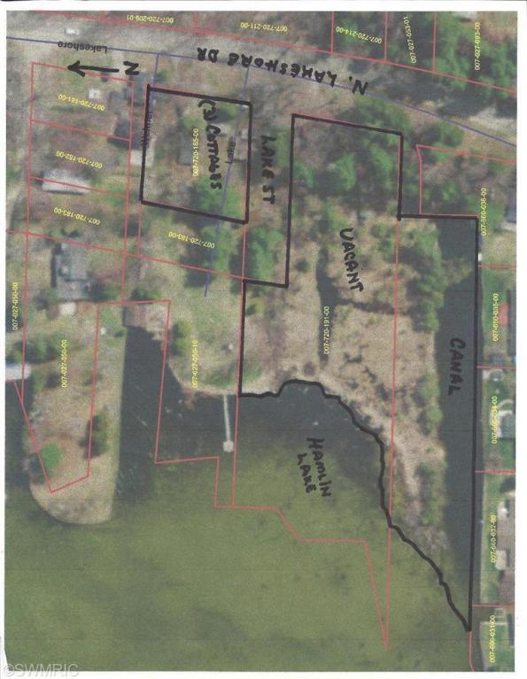 1.5 acres by Ludington, Michigan for sale