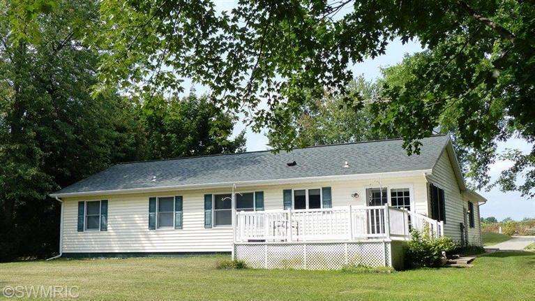 Real Estate for Sale, ListingId: 29584240, Mendon,MI49072