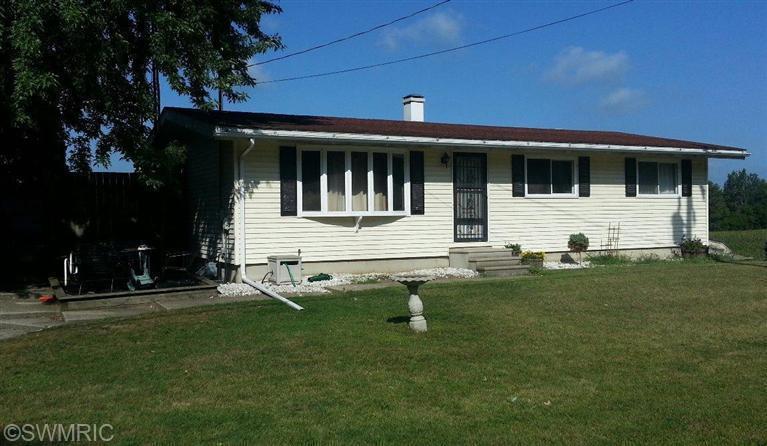 Real Estate for Sale, ListingId: 29600366, Burr Oak,MI49030