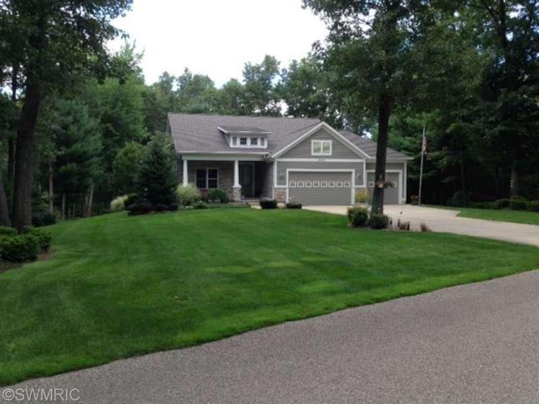 Real Estate for Sale, ListingId: 29694546, Twin Lake,MI49457