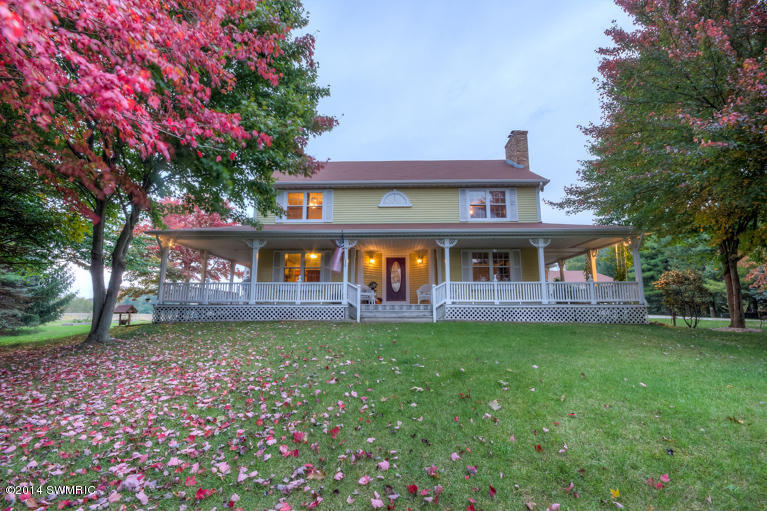 Real Estate for Sale, ListingId: 30195712, Schoolcraft,MI49087