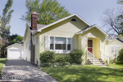 Rental Homes for Rent, ListingId:30881833, location: 1327 Southern Kalamazoo 49001