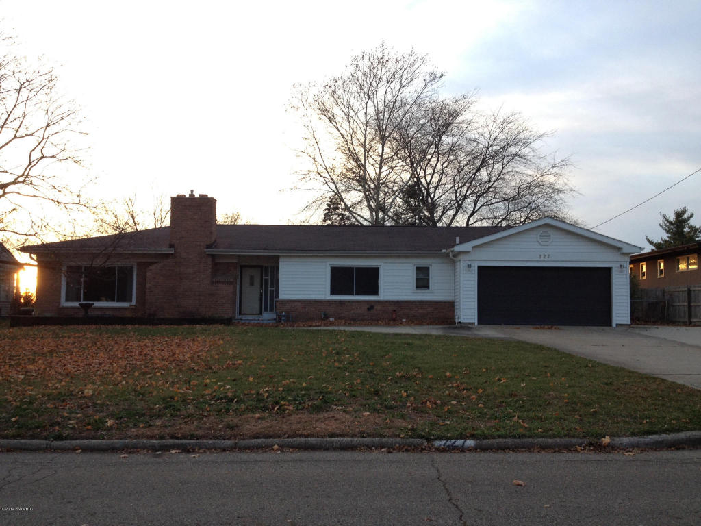 Rental Homes for Rent, ListingId:30881830, location: 227 CENTRAL Battle Creek 49017